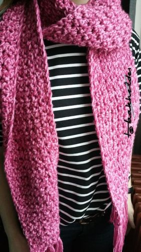 Sjaal klaar (5)