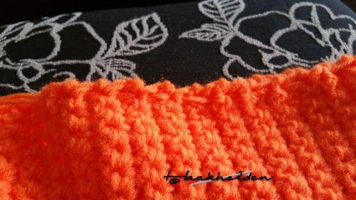 Oranje muts 12