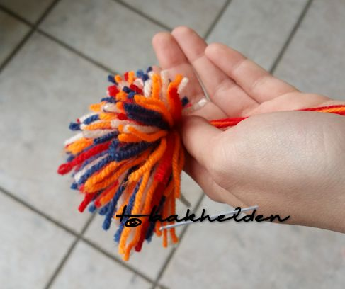 Oranje muts 6
