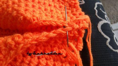 Oranje muts 9