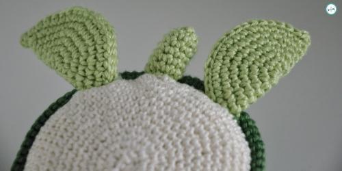 De Bezige Vingers Sharina 46 Rammelend Schildpadje De Haakhelden